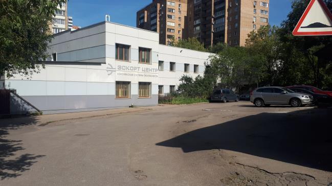 Нежилое здание, 1 226,5 кв.м.