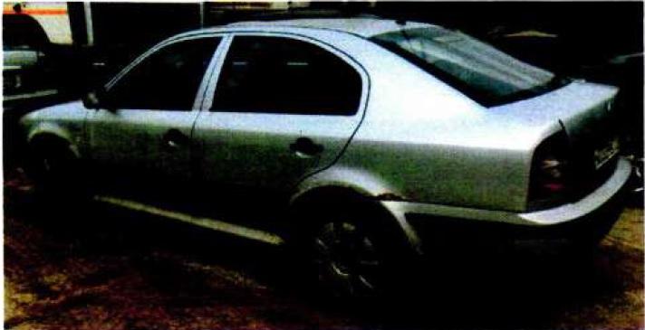 Транспортные средства, принадлежащие АО «СУ-155»